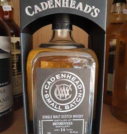 Cadenhead Benrinnes 14Y 55.4% Cadenhead