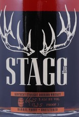 Original Distillery Bottling Stagg Jr. Kentucky Straight Bourbon Whiskey Release 2016 from Buffalo Trace 66.25%
