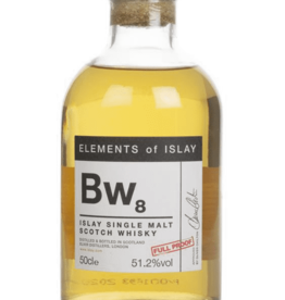 Speciality Drinks Bw 8  Elements of islay 51.2%