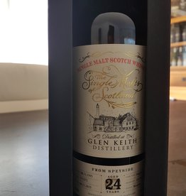 Speciality Drinks Glen Keith 1995-2019  24Y 49.5%  SMS