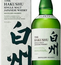 Original Distillery Bottling THE HAKUSHI SINGLE MALT 43%