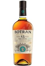 Original Distillery Bottling BOTRAN RESERVA RUM 15Y 40%