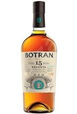 Original Distillery Bottling BOTRAN RON RESERVA 15Y 40%