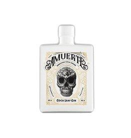 Original Distillery Bottling Amuerte White Edition Coca Leaf London Dry Gin 43%