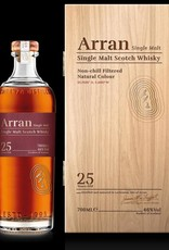 Original Distillery Bottling ARRAN 25Y OLD  strictly limited  46%
