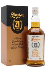 Original Distillery Bottling LONGROW 21Y 46%  2020 RELEASE OB