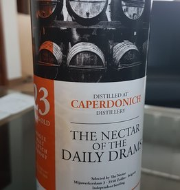 The Nectar OF The Daily Dram CAPERDONICH 1997-2020 23Y 53.6% DD