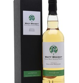 Watt whisky Dailuaine 2008-2020 12Y 57.8 % Watt Whisky
