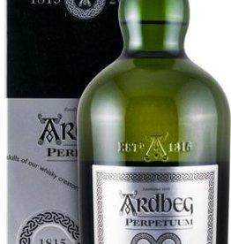 Original Distillery Bottling Ardbeg Perpetuum  47.4% limited edition  2015