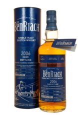 Original Distillery Bottling Benriach 13Y 2006-2019 57.1% peated oloroso sherry cask