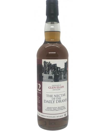 The Nectar OF The Daily Dram Glen Elgin 12Y 2008-2020 46% Daily Dram