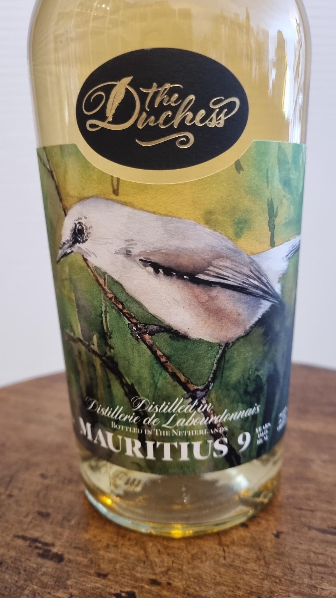 MAURITIUS RON 9Y 57.9% THE DUCHESS