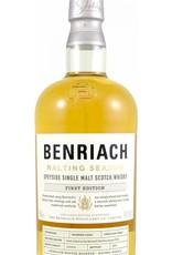 Original Distillery Bottling BENRIACH MALTING SEASON FIRST EDITION 48.7%