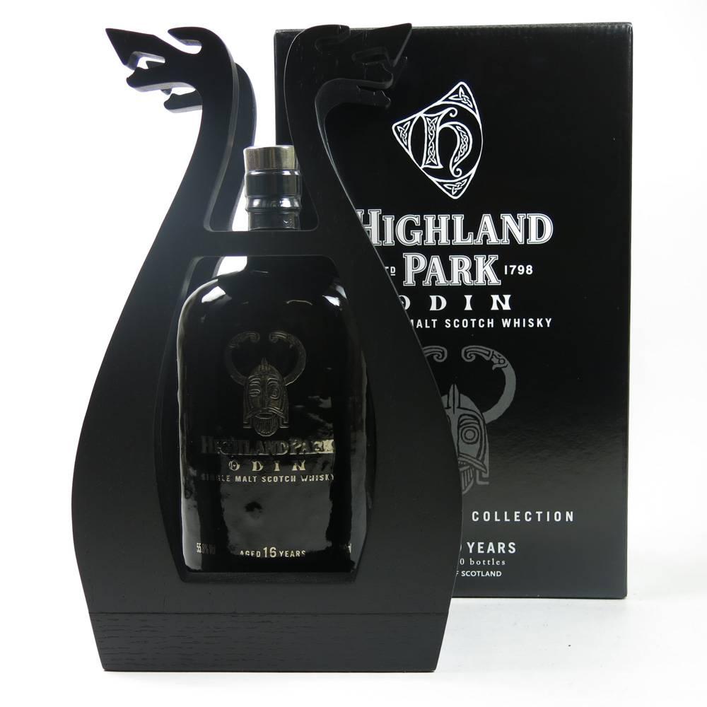 Original Distillery Bottling Highland Park Odin 16Y 55.8%