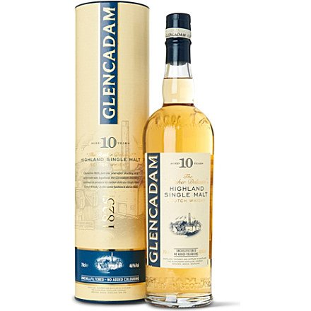 Original Distillery Bottling Glencadam 10Y 46%