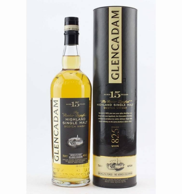 Original Distillery Bottling Glencadam 15Y 46%