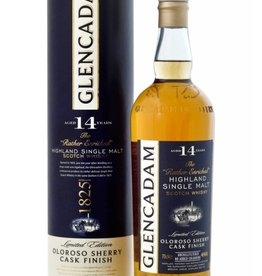 Original Distillery Bottling Glencadam 14Y oloroso