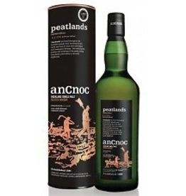 Original Distillery Bottling AnCnoc Peatlands 46%