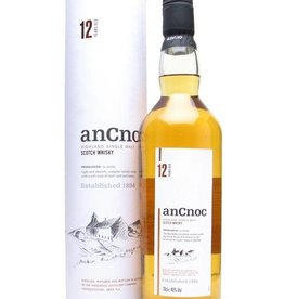 Original Distillery Bottling AnCnoc 12Y 40%