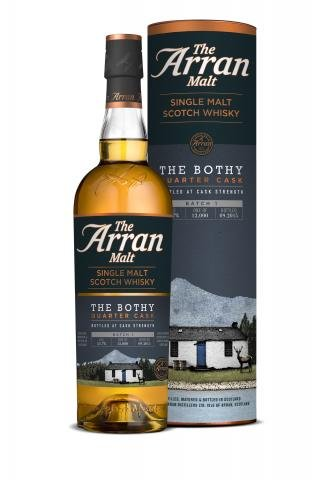 Original Distillery Bottling Arran Quarter cask The Bothy Batch 2 55.2%