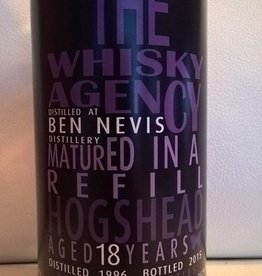 The Whisky Agency Ben Nevis 1996 18Y 51.2%