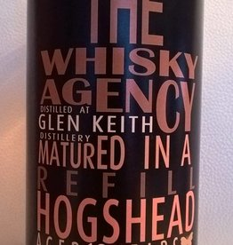 The Whisky Agency Glen Keith 1996 19Y 51.6%
