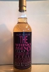 The Whisky Agency Islay Single Malt Whisky 8Y 51.5%