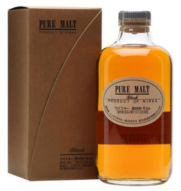 Original Distillery Bottling Nikka Black Pure Malt 43%