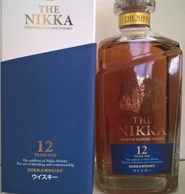 "Original Distillery Bottling Nikka ""The Nikka"" 12Y blended whisky"