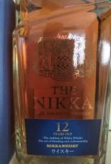 """Original Distillery Bottling Nikka """"The Nikka"""" 12Y blended whisky"""