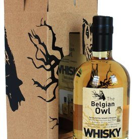 Original Distillery Bottling Belgian Owl 3Y 46% 0.5L