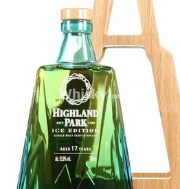 Original Distillery Bottling Highland Park 17 years Ice Edition
