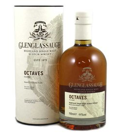 Original Distillery Bottling Glenglassaugh Octaves classic 44%