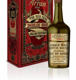 Original Distillery Bottling Arran smugglers series part II