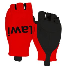 Cycling gloves aero Red