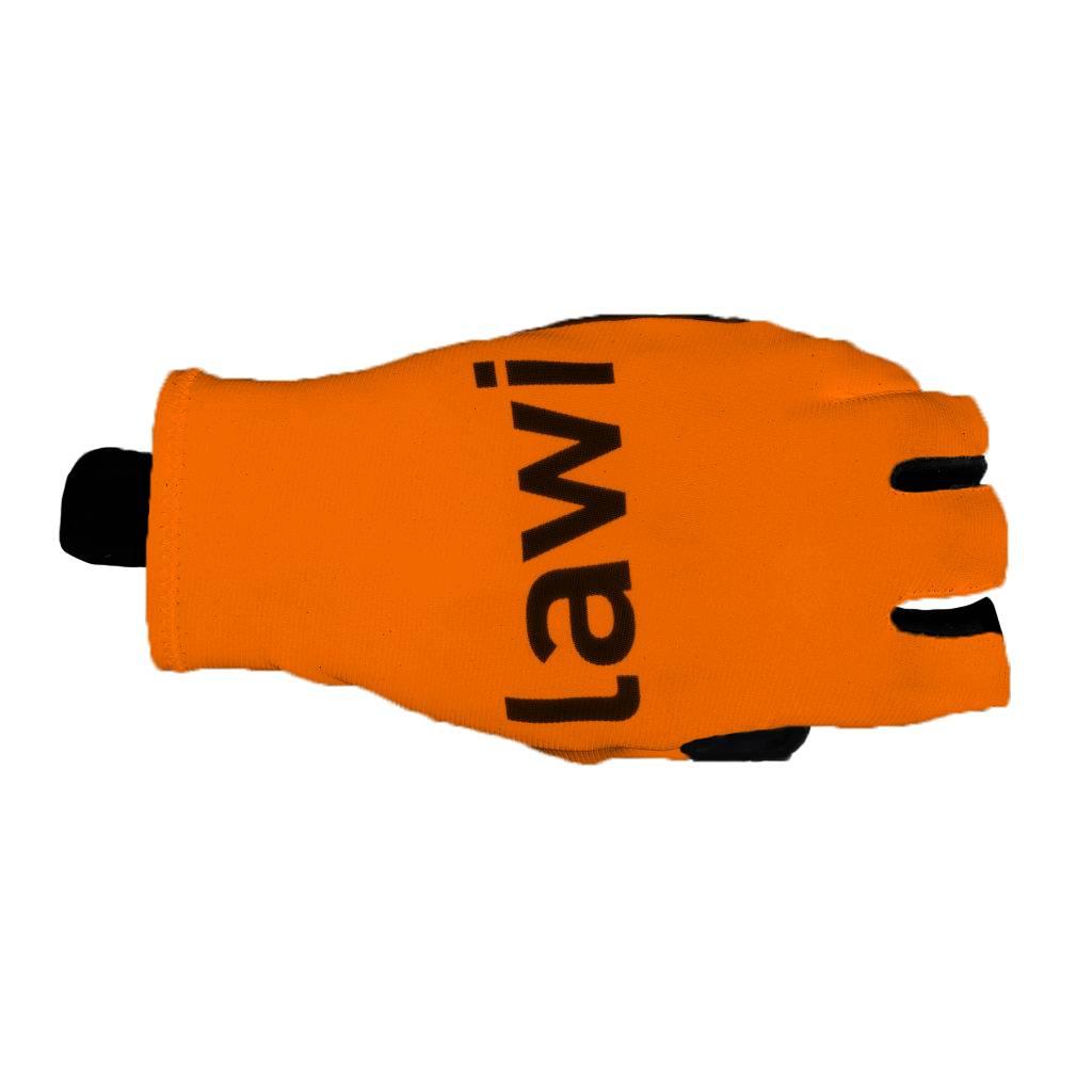 Cycling gloves aero Orange
