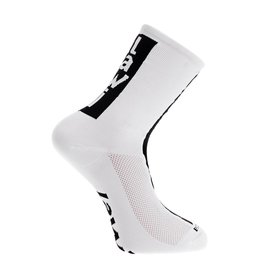 Socks long cabrera white/black