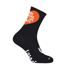 Share the Road socks Black