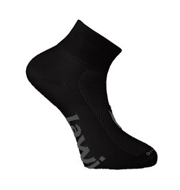 Cycling socks short Zorbig Black