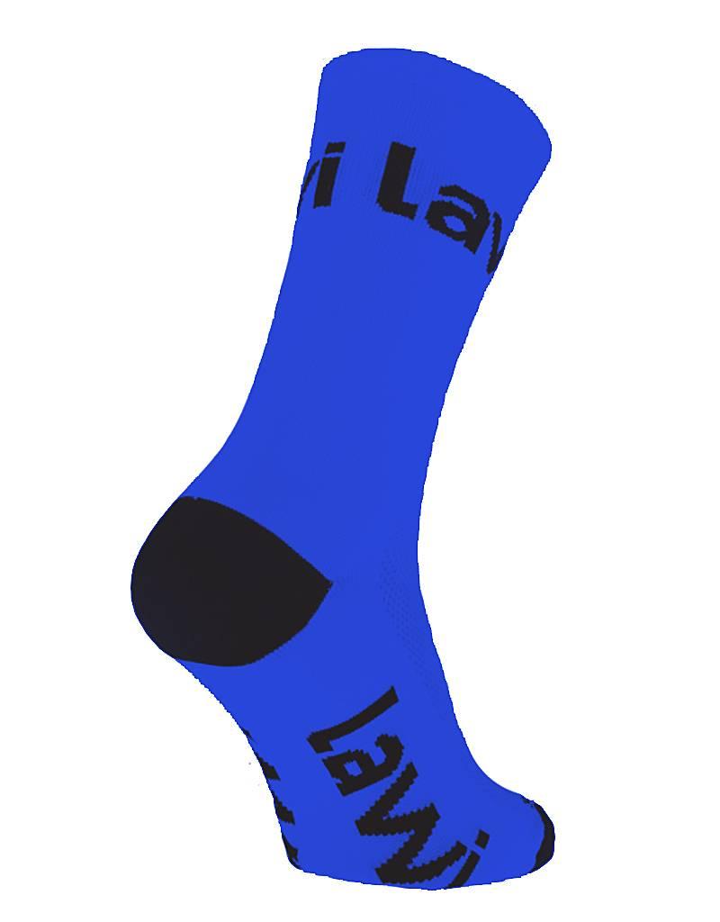 Bike socks long Zorbig Blue