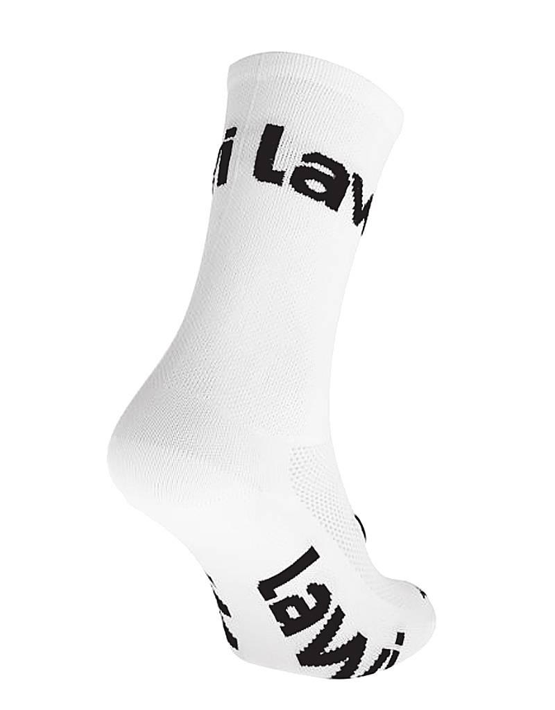 Bike socks long Zorbig White