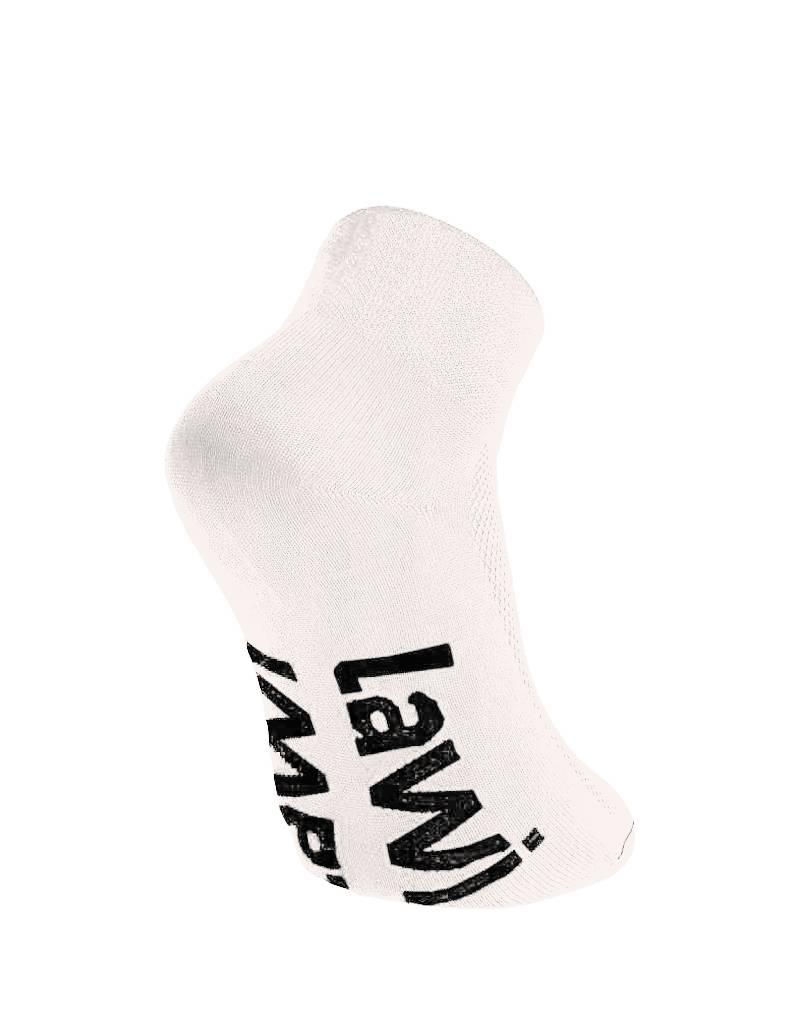 Cycling socks short Zorbig White