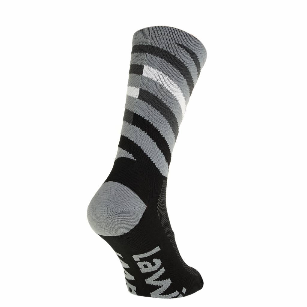 Socks long relay grey