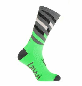 Bike socks Long Relay fluor green