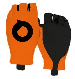 Cycling gloves aero fluor Orange
