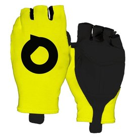 Cycling gloves aero fluor Yellow