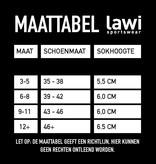 Share the Road sokken Zwart