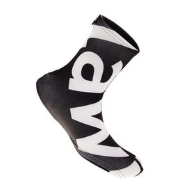 Overshoes lycra black-white