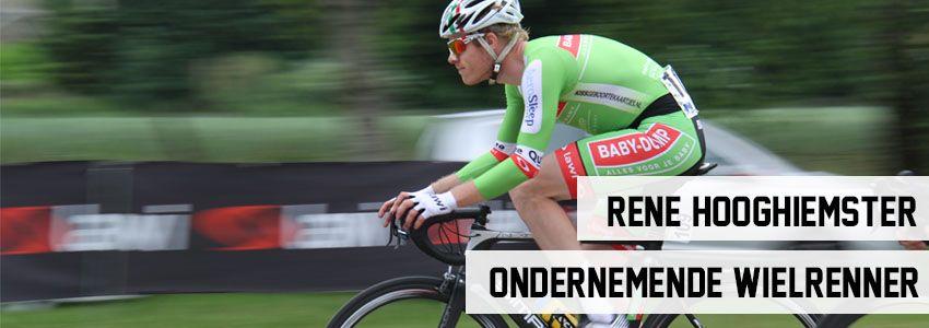 René Hooghiemster: ondernemende wielrenner