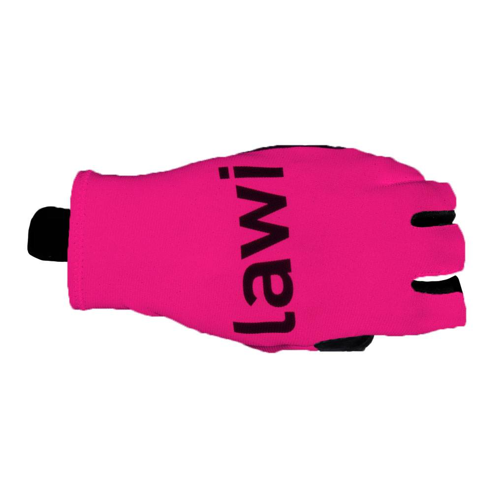 Cycling gloves aero Pink
